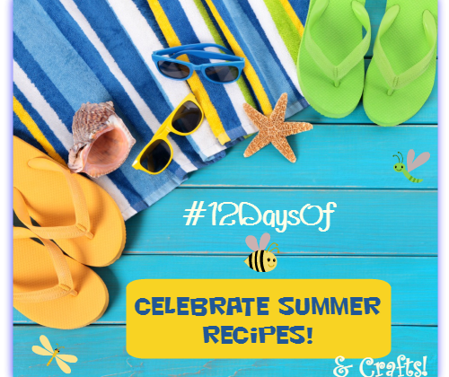#12Daysof Celebrate Summer #Recipes Frozen Pineapple Yogurt Pops