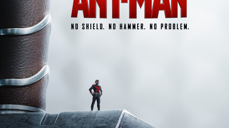 Ant-Man July 17, 2015