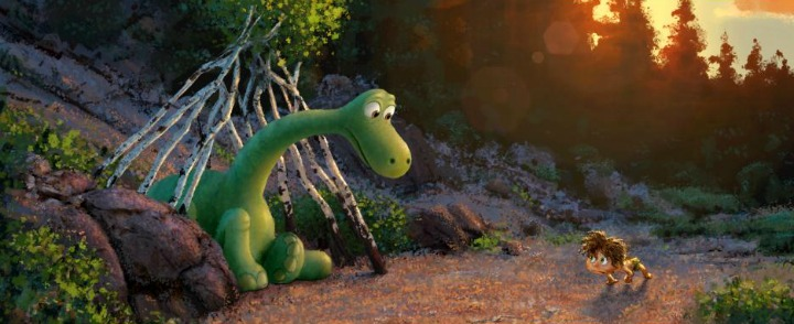 The Good Dinosaur U.S. Release Date: November 25, 2015 #GoodDino #DisneyPixar
