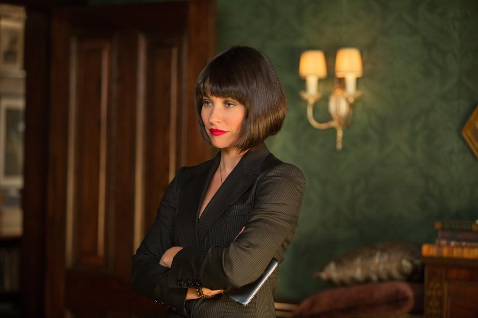 Evangeline Lilly in Ant-Man at Hope Van Dyne