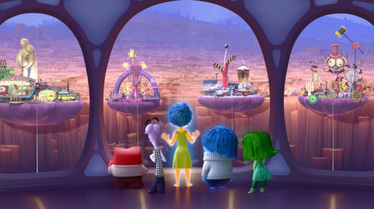 Meet the Cast of Inside Out all week long with Mom Does Reviews on Facebook