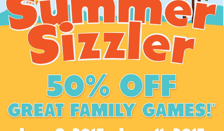 SimplyFun Educational Games Summer Sizzler 50% OFF #SALE #Play Today!