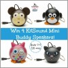 kitsound mini buddy giveaway