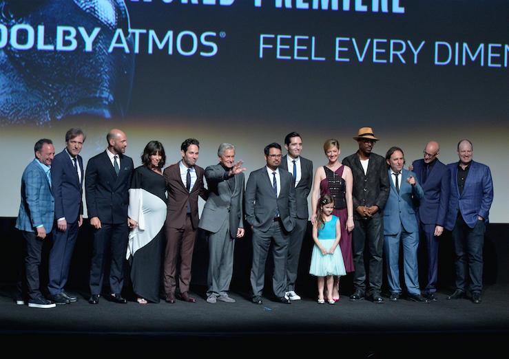 Cast and Crew of Ant-Man