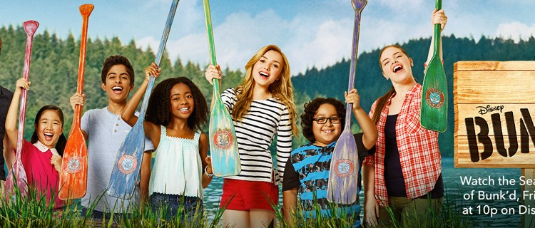 Bunk'd Premiers July 31 on Disney Channel