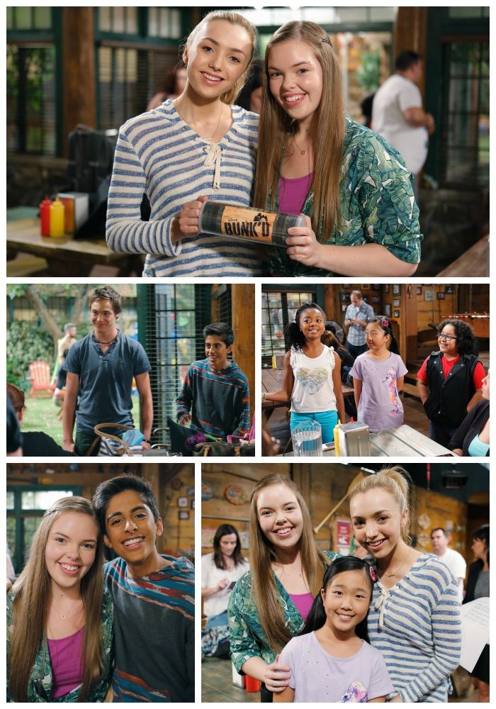 Meet the Cast of Bunk'd from Disney Channel