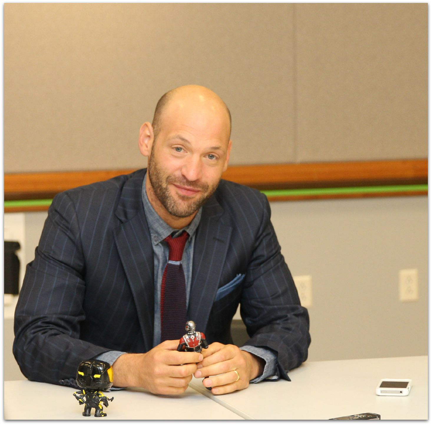 Corey Stoll Interview for Ant-Man