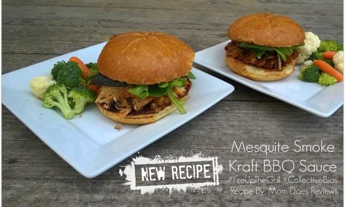 #AD ~ 2 Amazing BBQ Sandwiches Using New Recipe Kraft BBQ Sauce #FireUpTheGrill #CBias #Recipe