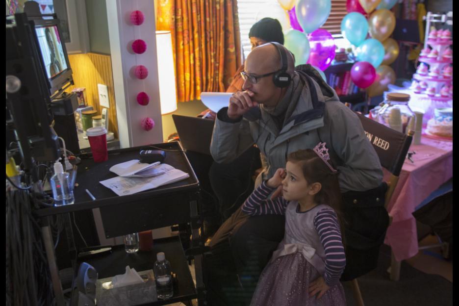 Peyton Reed, Director of Ant-Man