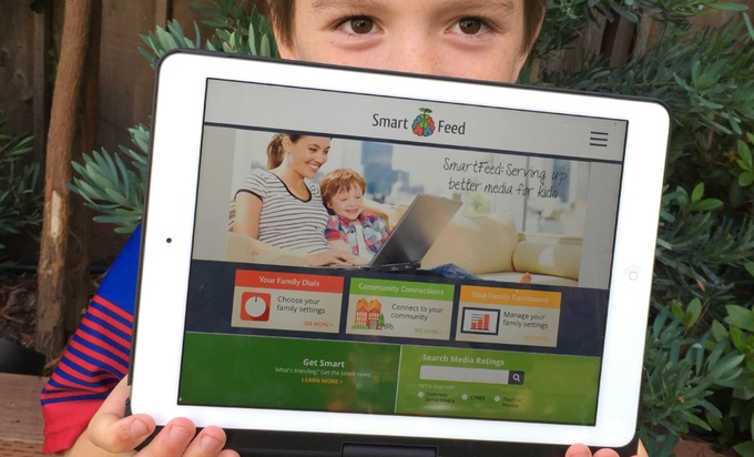 SmartFeed Your Child's Digital Consumption #SmartFeed #Kickstarter