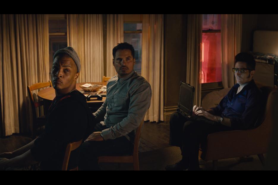 MIchael Pena as Luis in Ant-Man