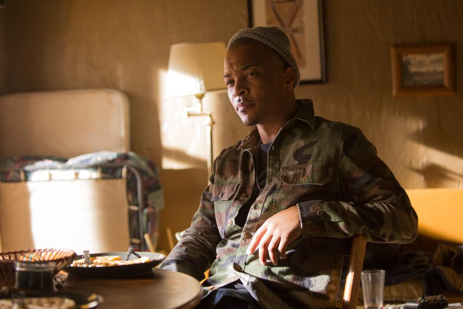 "Tip ""T. I."" Harris as Dave in Ant-Man"
