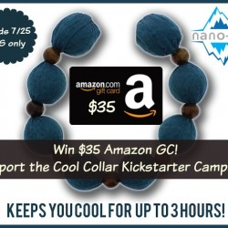 cool collar kickstarter giveaway