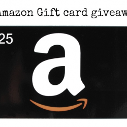 $25 amazon gc no date