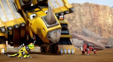 Dinotrux - a Netflix Original Series from DreamWorks Animation