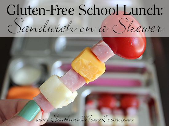 School Lunch Ideas from Southern Mom Loves