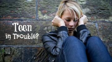 Teen in Trouble