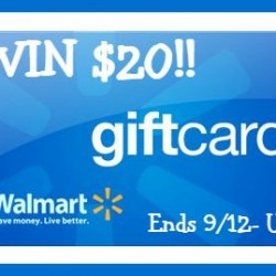 Walmart-Gift-Card-$20