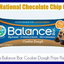 choc chip balance bars