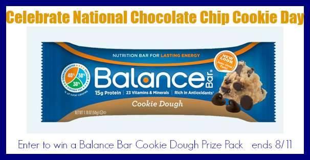 choc chip balance bars