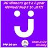 jet logo button