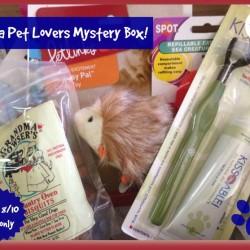 petlovers mystery box