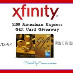 xfinityamex giveaway