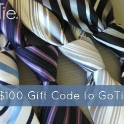 GoTie-giveaway
