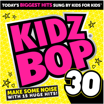 KidzBop 30 #Review Sung By Kids For Kids
