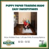 Puppy-Paper-Training-Made-Easy-Sweepstakes