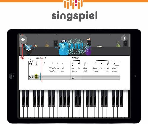 Singspiel Interactive iPad App Teaches Users The Basics Of Piano #AppReview