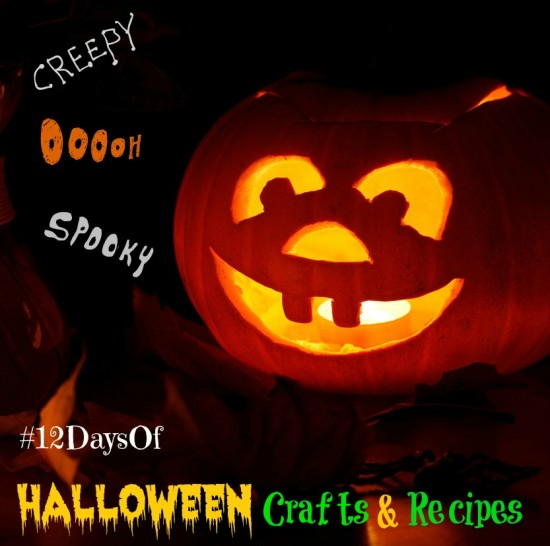12daysof halloween