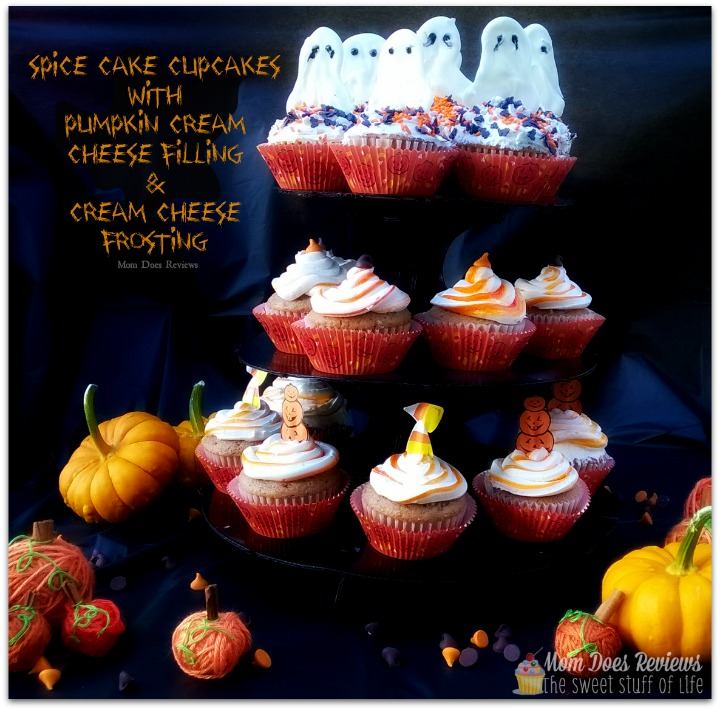 Halloween Cupcakes for the Cupcake Challenged