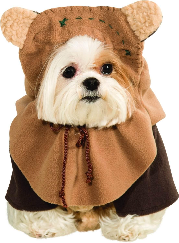 Small Dog Ewok Costume