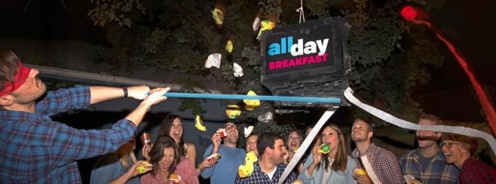 allday bfast party