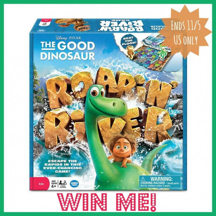 good dino game giveaway