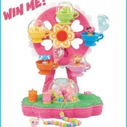 lalaloopsy jewerl maker win