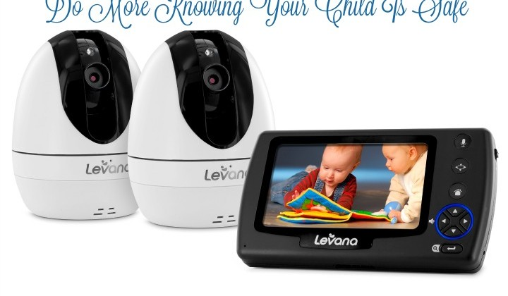Ovia 2 Camera Baby Video Monitor- #WorryLessDoMore #Giveaway