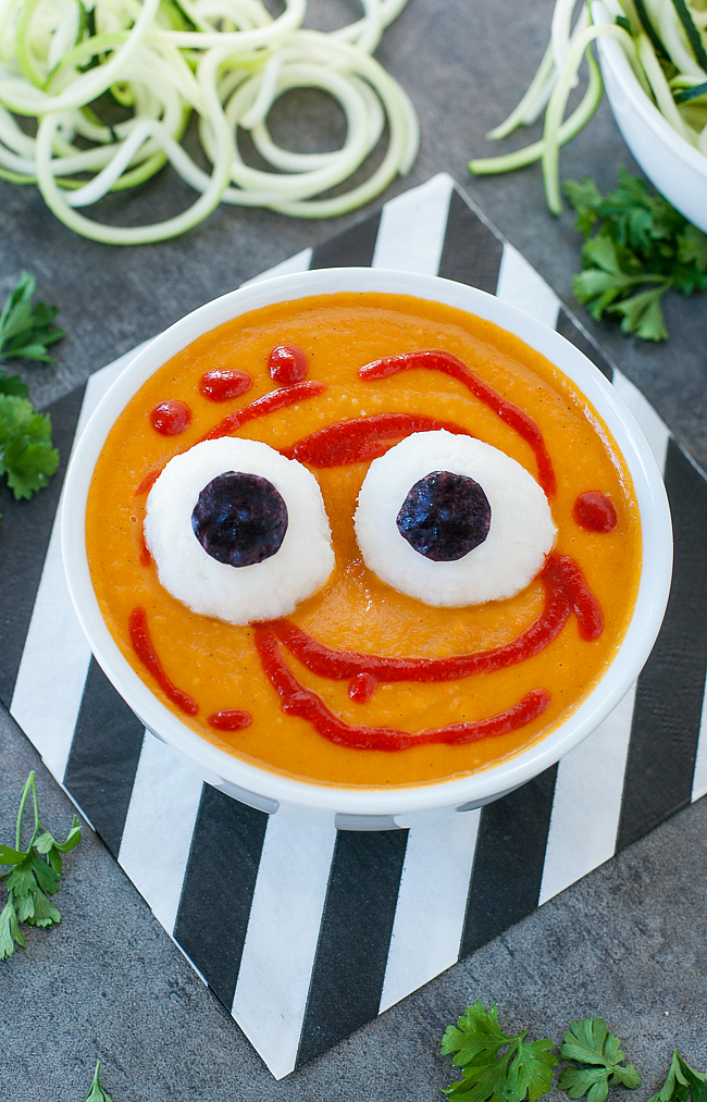 Spooky Eyeball Soup! #halloween