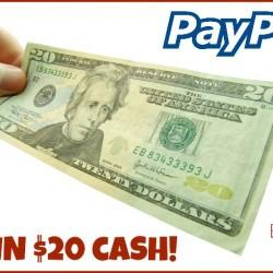 $20 CASH 11 30