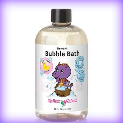 Dewey's bubble bath