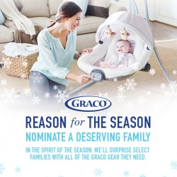 Graco Reason for the Season Nominate a Deserving Family