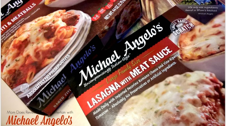 Easy Pre-Holiday Meals from Michael Angelo's