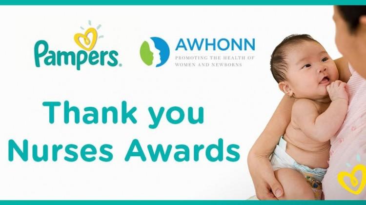 Pampers #ThankYouNurses Awards Nominations