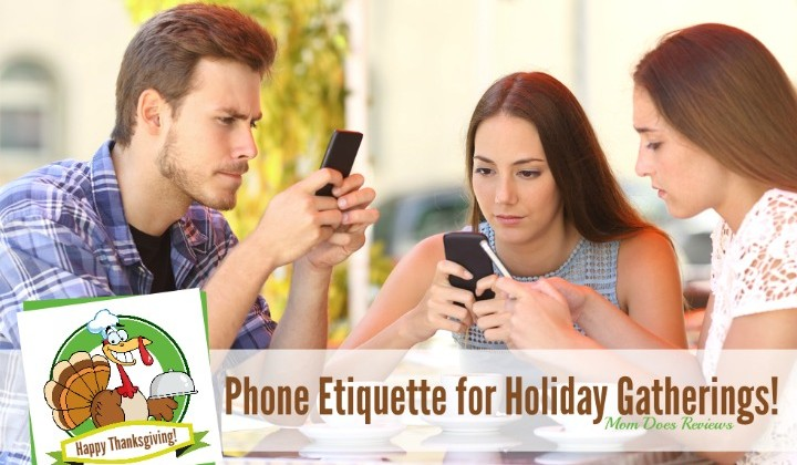 Establishing Phone Etiquette for Holiday Gatherings #ATT