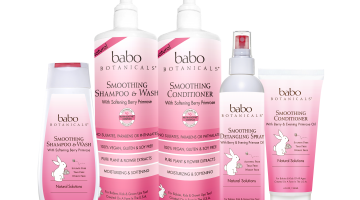 Smoothing Shampoos and Conditioners[2]