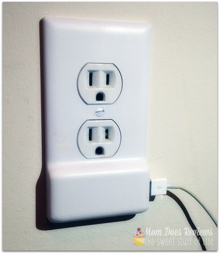 Snap Power Wall USB Home Charger; Home Improvement Upgrade to a Snap Power Wall USB Outlet