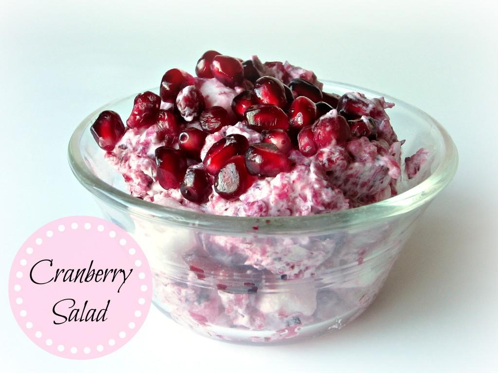 Thanksgiving-Cranberry-Salad