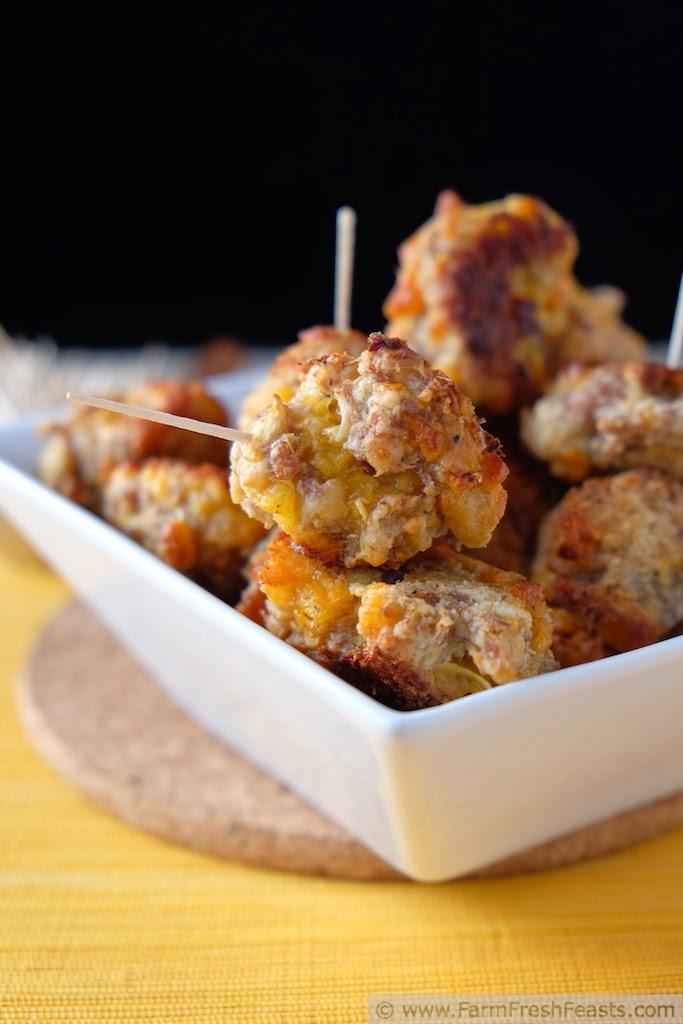 Thanksgiving-Sausage-Balls