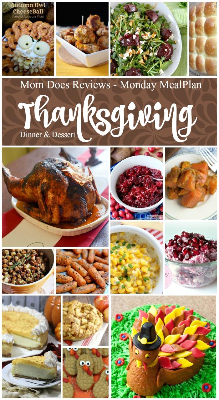 Thanksgiving.Mealplan